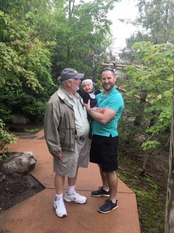 meijer garden john with PJ & Jim